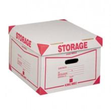 Contenitore Storage Con Coperchio (1603) 385X264X397Mm Rexel (conf.12)