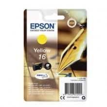 Cartuccia A Pigmenti Giallo Epson Durabrite Ultra, Serie 16/Penna E Cruciverba,