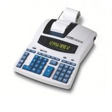 Calcolatrice Da Tavolo Scrivente Ibico 1231X
