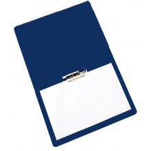 Cartellina c/pressino presspan LILLIPUT 26x33cm blu CDG (conf. 6 )