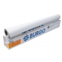 CARTA INKJET PLOTTER OPACA 610MMX50MT 80GR CAD 80ECO BURGO (conf. 4 )