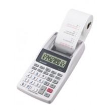 Mini Calcolatrice Scrivente El 1611V Sharp 12Cifre