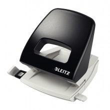 Perforatore 2 Fori Metal Rim 5005 Max 25Fg Nero Leitz