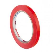 Nastro Adesivo 9Mm X 66M Rosso Pvc 350 Per Sigillatura Eurocel (conf.16)