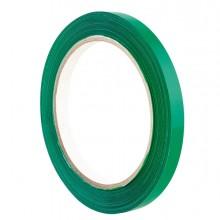 Nastro adesivo 9mm x 66m Verde PVC 350 per sigillatore Eurocel (conf. 16 )