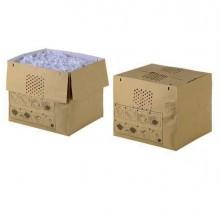 50 Sacchi Carta Riciclabili Per Distruggidocumenti 115Lt (Auto+ 75X/M) - Rexel