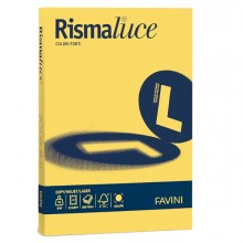 Carta Rismaluce Standard A4 90Gr 300Fg Giallo Sole 53 Favini