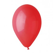 Busta 16 palloncini in lattice Ø30cm rosso Big Party