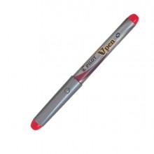 Penna Stilografica Rosso V-Pen Silver Pilot