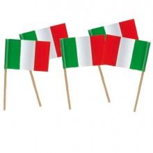 50 picks bandierine Italia Big Party