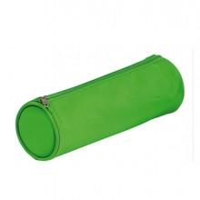 Astuccio Con Cerniera Verde Tombolino Basic (conf.12)