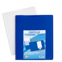 Cartella In Pp Personal Cover Bianco 240X320Mm Iternet