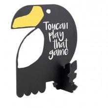 Lavagna Silhouette 3D Animals 'Tucano' Securit