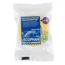 Nastro adesivo Ecophan 15mmx33mt in caramella Eurocel (conf. 10 )