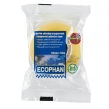 Nastro adesivo Ecophan 19mmx33mt in caramella Eurocel (conf. 8 )
