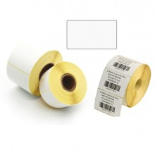 9.000 Etichette Trasf. Termico F.To 30X20Mm - 3 Piste - Printex