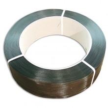 REGGE IN PLASTICA 12X0,50MM IN BOBINA DA 1000MT RO-MA (conf. 4 )
