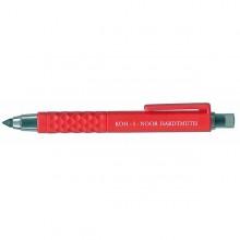 Portamine 5.6Mm In Plastica Con Clip H5305Bl Koh-I-Noor