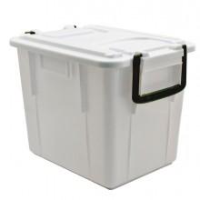 Contenitore Con Coperchio 20Lt Bianco Foodbox