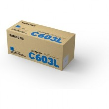 Clt-C603L/Els Cartuccia Toner Ciano Per Sl-C4010Nd E Sl-C4060Fr 10.000 Pag