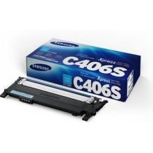 Clt-C406S/Els Cartuccia Toner Ciano Per Clp-360/Clp-365 Clx-3300/Clx-3305