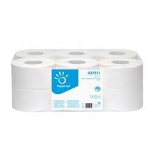 Carta Igienica Mini Jumbo Diam19Cm - 186Mt Papernet (conf.12)