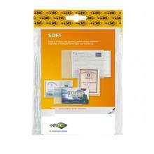 25 Buste A Sacco Pp Soft 210X310Mm Sei Rota