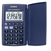 Calcolatrice Hl-820Ver 8 Cifre Tascabile Casio