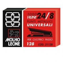 SCATOLA 1000 PUNTI 128 (24/8) LEONE (conf. 10 )