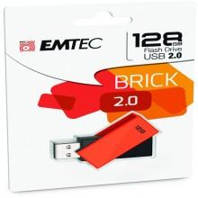 Memoria Usb 2.0 C350 128Gb Arancione