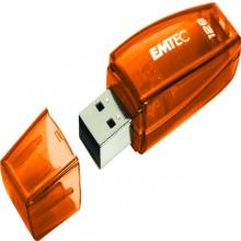 Memoria Usb 2.0 C410 128Gb Arancione