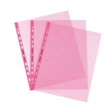 25 Buste Forate Pstel 22X30 Rosa Liscio Favorit