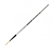 Pennello sintetico Graduate Punta lunga n.1 Manico corto Daler Rowney (conf.6)