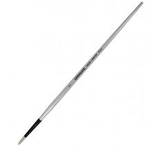 Pennello setola naturale Graduate tondo lungo n.2 manico lungo Daler Rowney (conf.6)