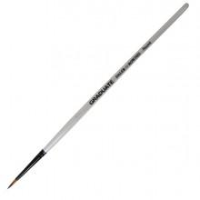 Pennello sintetico tondo Graduate n.6 manico corto Daler Rowney (conf.3)