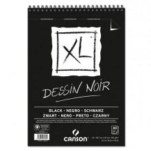 Album spiralato lato corto XL BLACK A3 40 fg. 150 gr. Canson (conf.5)