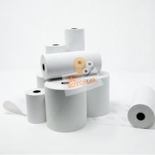 Blister 10 rotoli carta termica 55gr BPA free 57mm x 25mt (per calc./stamp.)