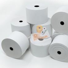 Rotolo carta termica BPA free 70gr neutra 57mmx85mt Ø87mm distrib. self service (conf.24)