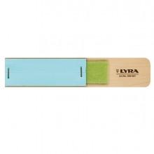 Blocchetto carta vetrata grana fine e media Lyra (conf.10)