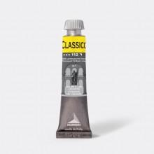 Colore a olio extrafine 20ml giallo permanente limone Maimeri (conf.3)