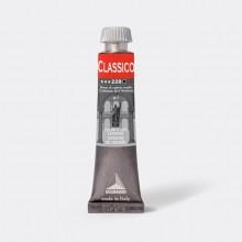 Colore a olio extrafine 20ml rosso cadmio medio Maimeri (conf.3)