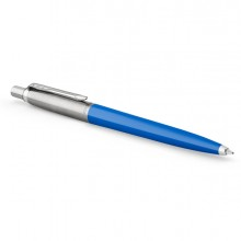 Penna a sfera Jotter Original punta M fusto blu Parker