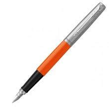 Penna stilo Jotter Original punta M fusto arancione Parker