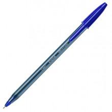 Scatola 20 penna sfera con cappuccio Cristal® Exact 0.7mm blu BIC®