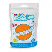Confezione 12 colori 50 gr Model Light Carioca