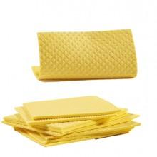 Pack 10 Pannospugna Aquos giallo PERFETTO