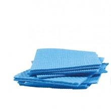 Pack 10 Pannospugna Aquos azzurro PERFETTO