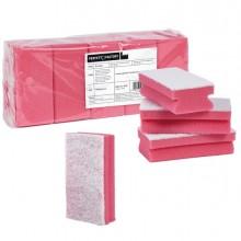 Pack 10 Spugne rosso Pro Color PERFETTO
