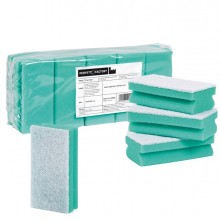 Pack 10 Spugne verde Pro Color PERFETTO