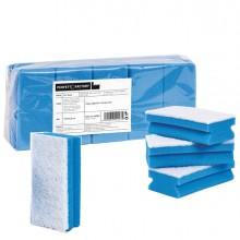 Pack 10 Spugne azzurro Pro Color PERFETTO